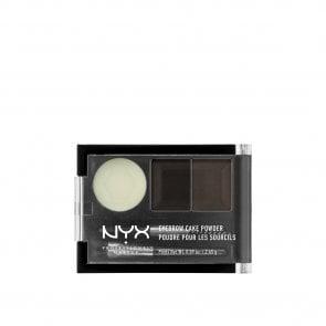 NYX Pro Makeup Eyebrow Cake Powder Black & Gray 2.65g
