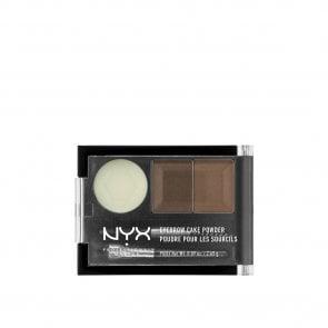 NYX Pro Makeup Eyebrow Cake Powder Brunette 2.65g