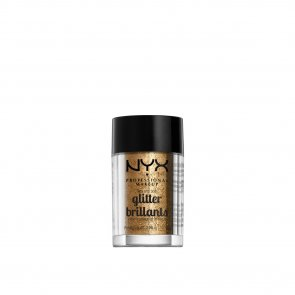 NYX Pro Makeup Face & Body Glitter Bronze 2.5g