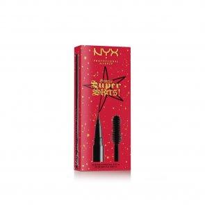 COFFRET: NYX Pro Makeup Gimme Super Stars! Best Sellers Eye Kit