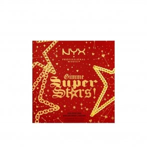 GIFT SET: NYX Pro Makeup Gimme Super Stars! Highlighter Quad