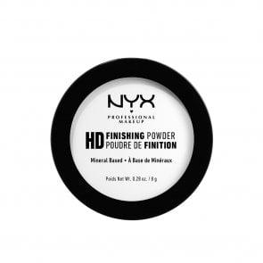 NYX Pro Makeup High Definition Finishing Powder Translucent 8g