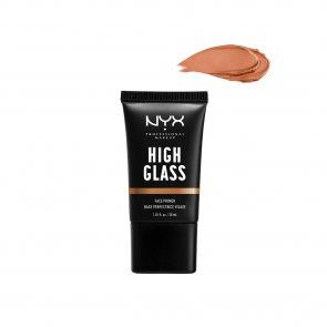 NYX Pro Makeup High Glass Face Primer Sandy Glow 30ml
