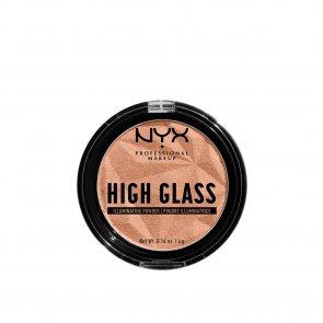 NYX Pro Makeup High Glass Illuminating Powder Daytime Halo 4g