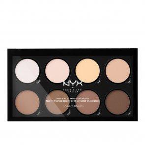 NYX Pro Makeup Highlight & Contour Pro Palette