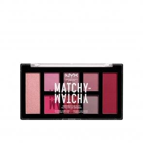 NYX Pro Makeup Matchy Matchy Monochromatic Palette Berry