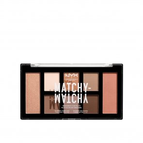 NYX Pro Makeup Matchy Matchy Monochromatic Palette Taupe