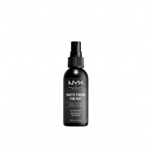 NYX Pro Makeup Matte Finish Long Lasting Setting Spray 60ml