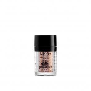 NYX Pro Makeup Metallic Glitter Goldstone 2.5g