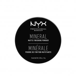 NYX Pro Makeup Mineral Matte Finishing Powder Light Medium 8g
