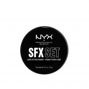 NYX Pro Makeup SFX Set Loose Setting Powder 5g