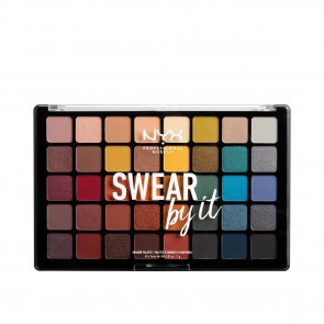 NYX Pro Makeup Swear By It Shadow Palette