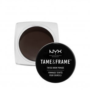 NYX Pro Makeup Tame & Frame Tinted Brow Pomade Black 5g