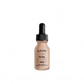 NYX Pro Makeup Total Control Drop Foundation 03 Porcelain 13ml