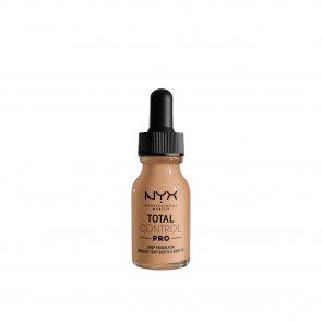NYX Pro Makeup Total Control Drop Foundation 09 Medium Olive 13ml