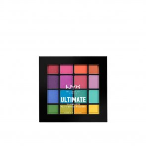 NYX Pro Makeup Ultimate Shadow Palette Brights