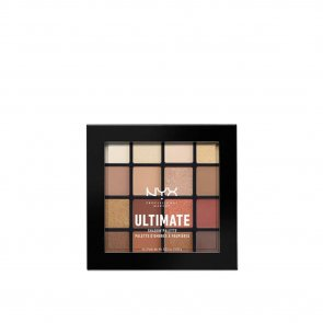 NYX Pro Makeup Ultimate Shadow Palette Warm Neutrals