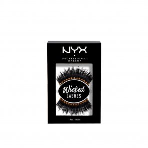 NYX Pro Makeup Wicked Lashes 25 Dorothy Dose x1