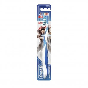 Oral-B Junior 6-12 Years Manual Toothbrush Star Wars