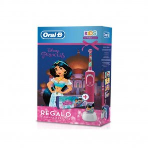 COFFRET: Oral-B Kids 3+ Years Electric Toothbrush Disney Princess + School Case