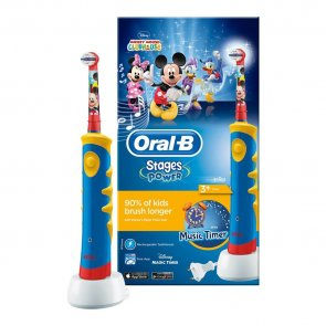 Oral-B Stages Electric Toothbrush Mickey