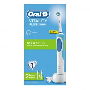 Oral-B Vitality Plus Crossaction Electric Toothbrush
