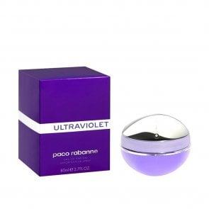 Paco Rabanne Ultraviolet For Women Eau de Parfum 80ml