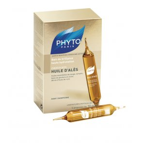 Phyto Huile d'Ales Hydrating Oil Dry Hair 5 amp x 10ml