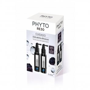 PROMOTIONAL PACK: Phyto RE30 Anti White Hair Treatment 50mlx2