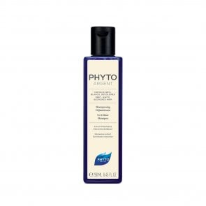 PhytoArgent No Yellow Shampoo Shampoo 250ml
