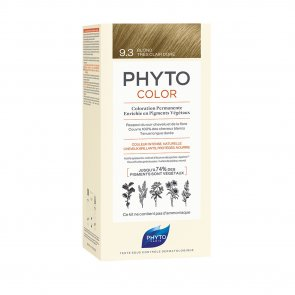 Phytocolor Permanent Color Shade 9.3 Very Light Golden Blonde