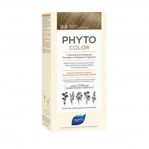 Phytocolor Permanent Color Shade 9.8 Very Light Beige Blonde