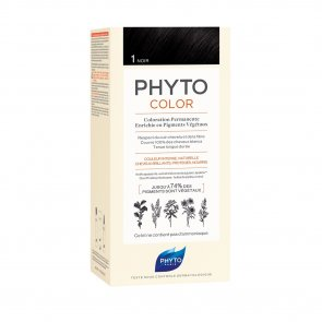 Phytocolor Permanent Color Shade 1 Black