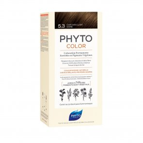 Phytocolor Permanent Color Shade 5.3 Light Golden Brown