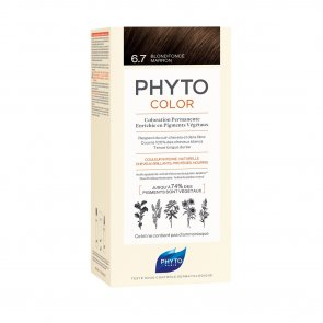 Phytocolor Permanent Color Shade 6.7 Dark Chestnut Blonde