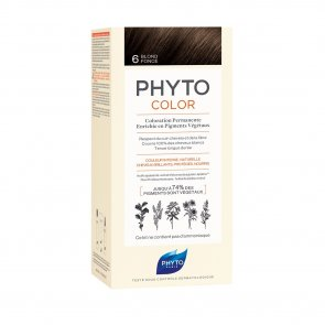 Phytocolor Permanent Color Shade 6 Dark Blonde