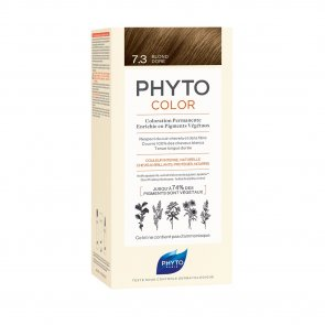 Phytocolor Permanent Color Shade 7.3 Golden Blonde