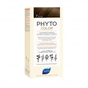 Phytocolor Permanent Color Shade 7 Blonde