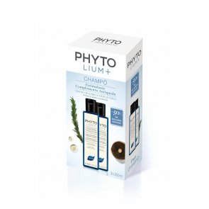 PACK PROMOCIONAL: Phytolium+ Anti-Hair Loss Complement Shampoo For Men 250ml x2