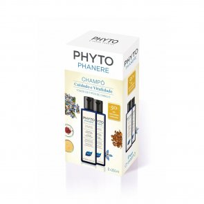 PROMOTIONAL PACK: Phytophanere Fortifying Vitality Shampoo 250ml x2