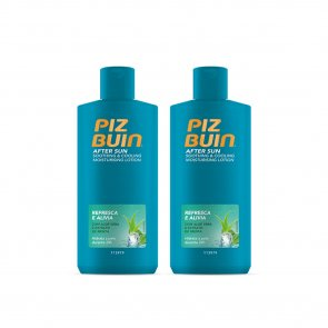PROMOTIONAL PACK: Piz Buin After Sun Soothing & Cooling Moisturizing Lotion 2x200ml