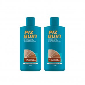 PROMOTIONAL PACK: Piz Buin After Sun Tan Intensifying Moisturizing Lotion 2x200ml