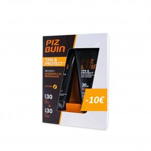 PROMOTIONAL PACK: Piz Buin Tan & Protect Lotion SPF30 150ml + SP15 150ml