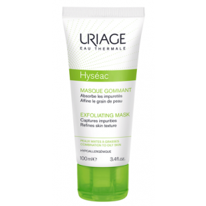 Uriage Hyséac Gentle Exfoliating Mask 100ml