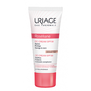 Uriage Roséliane CC Creme FPS30 40ml