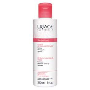 Uriage Roséliane Dermo-Cleansing Fluid 250ml