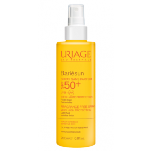 Uriage Bariésun Spray SPF50+ Sensitive Skin 200ml