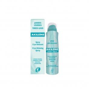 DESCONTO: Akileine Cryo-Relaxing Spray for Tired Legs 150ml