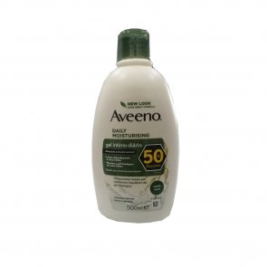 DESCONTO: Aveeno Daily Moisturizing Intimate Wash 500ml
