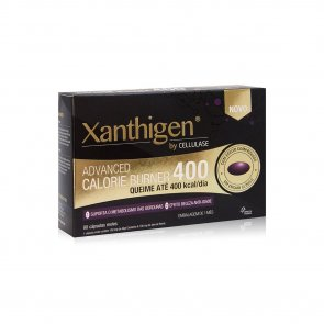 DISCOUNT: Cellulase Xanthigen 400 Advanced Calorie Burner Capsules x90